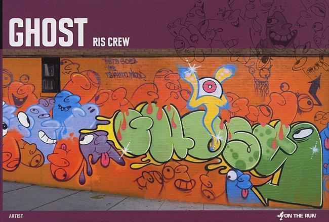 GHOST RIS Crew
