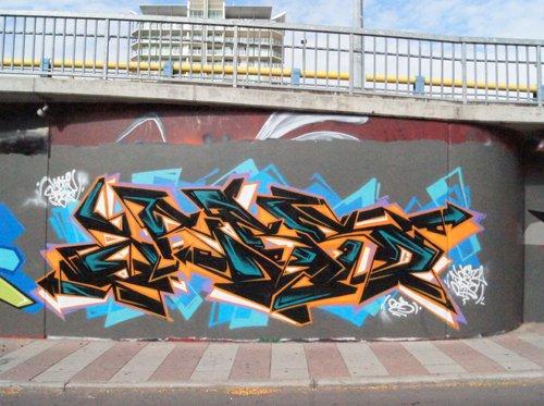 Adelaide Graffiti Cold Krush Store Gallery