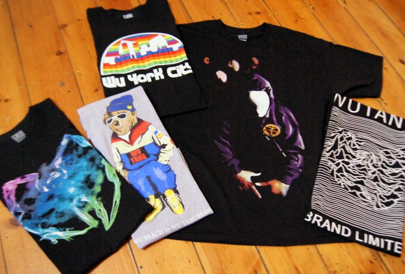 Wutang Brand T-shirts