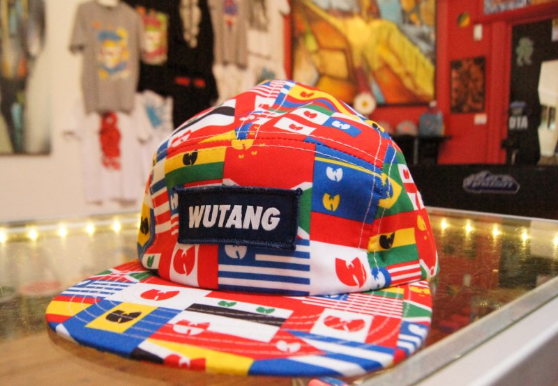 Wunited Nations 5 Panel