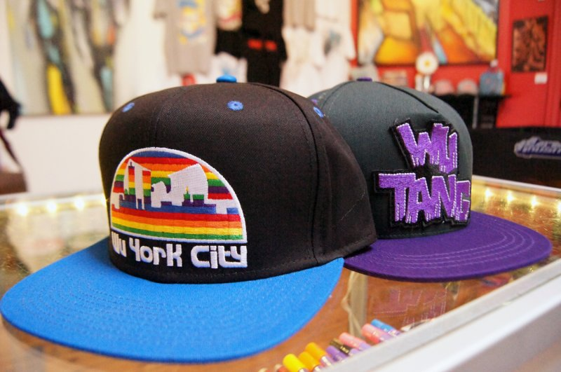 Wu York City Snapback