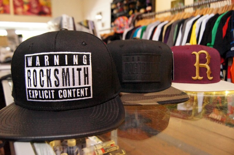 Rocksmith Explicit Snapbacks
