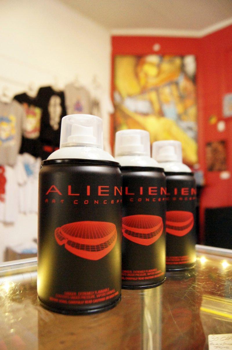 MTN Alien Poltergiest