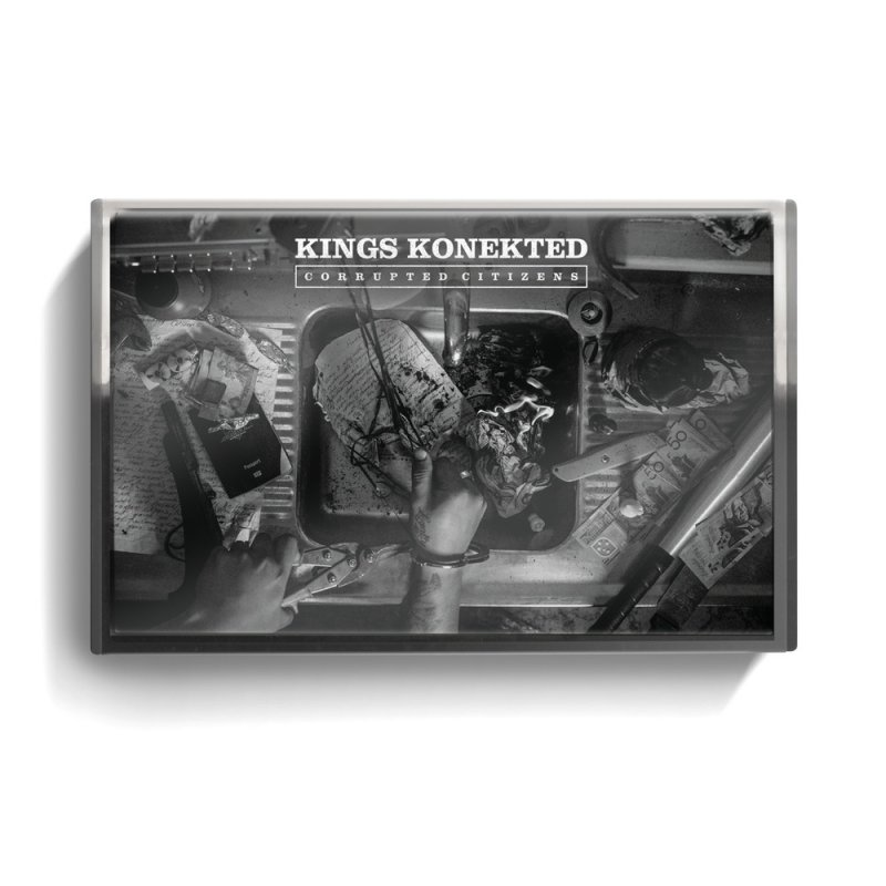 Kings Konekted Corrupted Citizens Cassette Limited