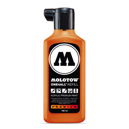 Molotow One4all 180ml Refill Paint