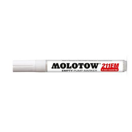 Molotow ONE4ALL Empty 4mm Marker