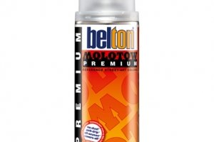 Molotow Premium Transparent Colours 400ml